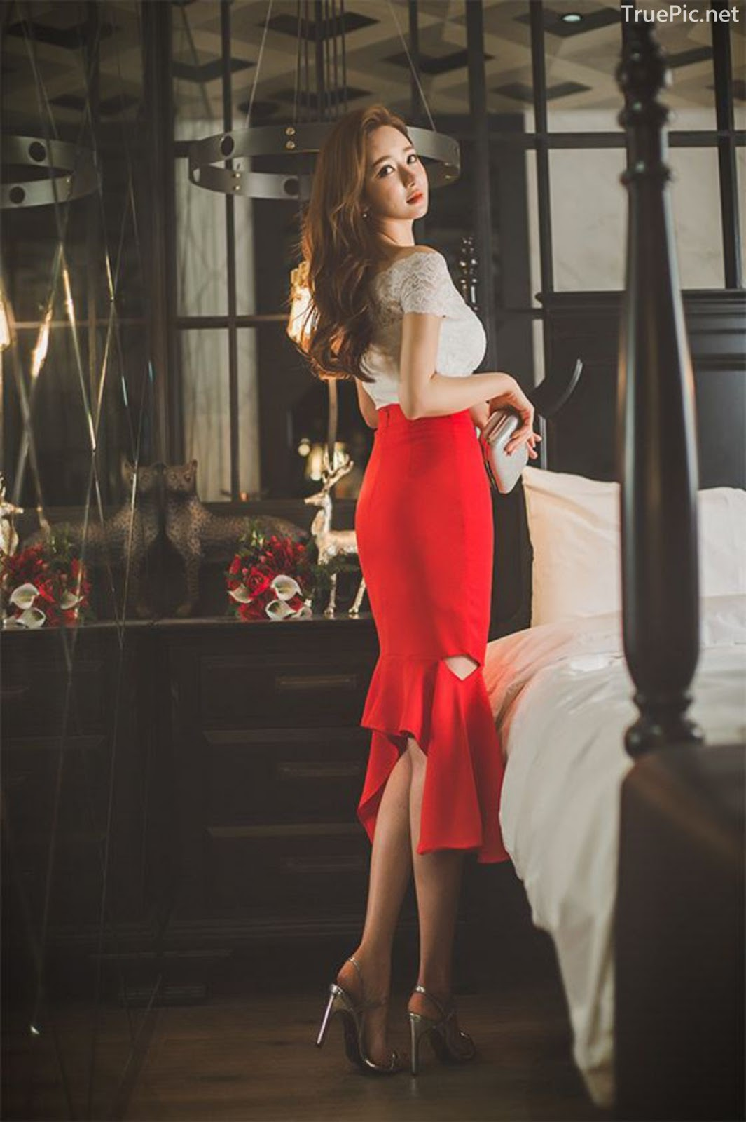 Lee Yeon Jeong - Indoor Photoshoot Collection - Korean fashion model - Part 5 - Picture 1