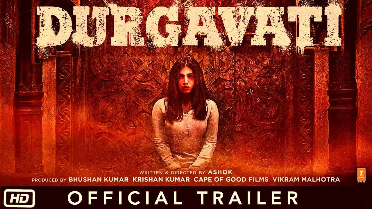 Durgavati 2020 Full Hindi Movie Free Download tamilRockers, Moviesda, Jio Rockers, Khatrimaza