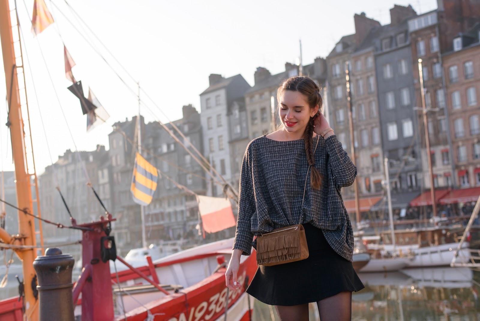 blog mode honfleur