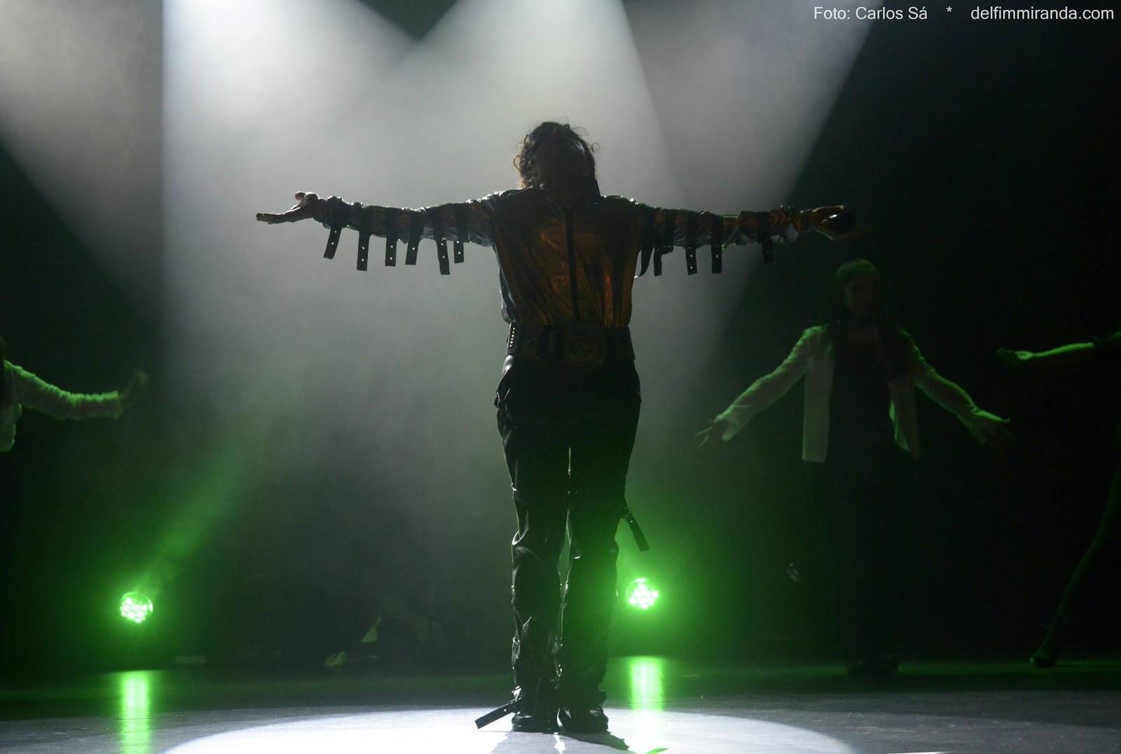 Delfim Miranda - Michael Jackson Tribute - Bad - Final Sequence