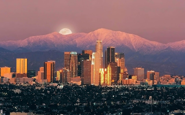 Los Angeles , usa