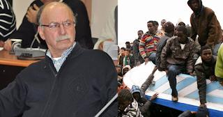 Δημοτικός σύμβουλος Χίου: «Αυτοί δεν είναι μετανάστες. Υπάρχει σχέδιο να μας ρημάξουν»