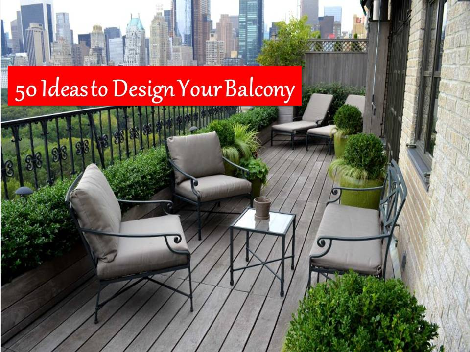 "Do you have an outdoor space in your house? Or perhaps a balcony, a place where you can relax right away from your room? If there is, do not make it boring by settling with a ""just OK"" place. Make it stand-out even for your own self. In this post, we feature, 50 different kinds of the balcony and outdoor space that may inspire you to have your own."