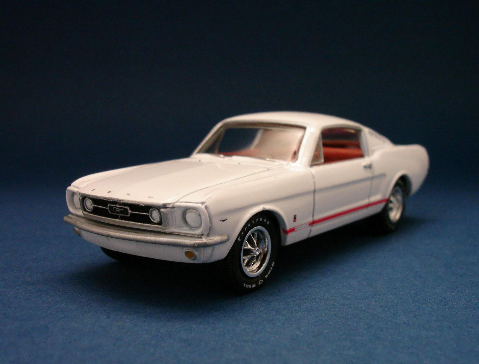 diecast hobbist 1965 ford mustang gt. Black Bedroom Furniture Sets. Home Design Ideas