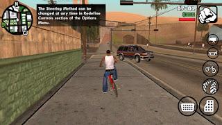 تحميل لعبة GTA SAN ANDREAS للأندرويد برابط مباشر مجانا