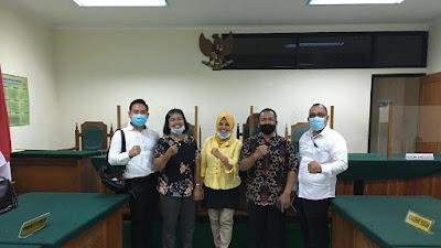 Kabidkum : Putusan Praperadilan Menolak Praperadilan Penangkapan yang Diajukan Pemohon
