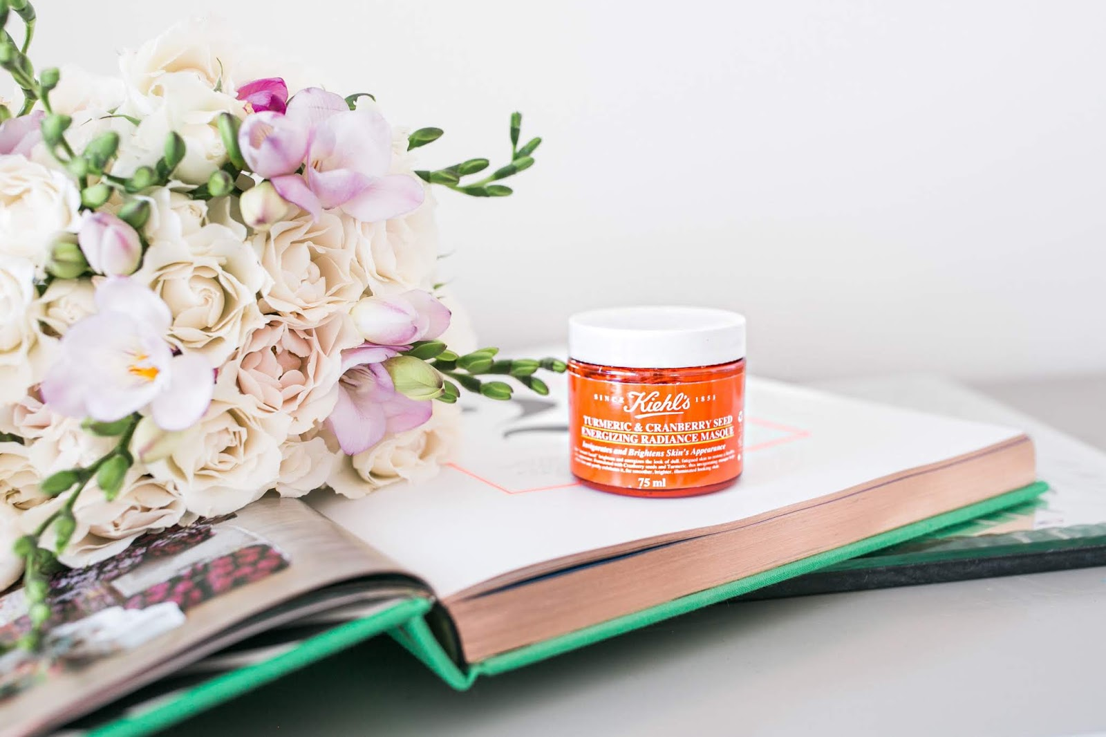 Kiehl's Turmeric and Cranberry Seed Energizing Radiance Face Mask Review