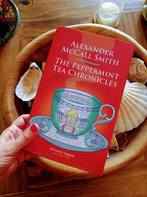 Sincerely Loree: The Peppermint Tea Chronicles by Alexander McCall Smith