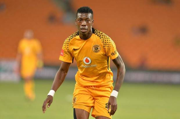 Former Kaizer Chiefs defender Teenage Hadebe