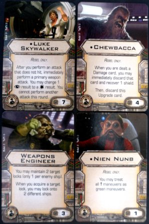 Hobby Before I Die!: Star Wars X-Wing Miniatures Game - Millennium