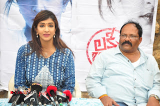 Lakshmi Bomb Press Meet 0072
