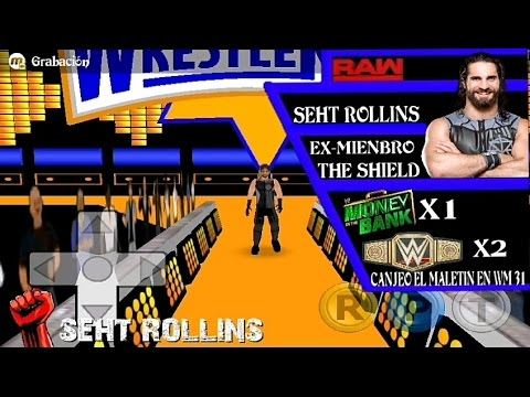 Wwe 3d apk download | Wrestling Revolution 3D for Android