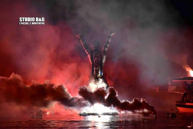 Πολιτιστικός Σύλλογος Τολού: Με μεγάλη επιτυχία για 5η χρονιά το έθιμο της καύσης του Ιούδα
