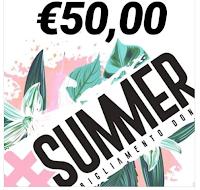 Logo Summer Abbigliamento Donna : vinci gratis un buono shopping da 50€