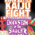 Invasion of the Saucer Kaiju! New Battlepack for Hyper Battle Kaiju Fight Game! UFO Monsters Attack!