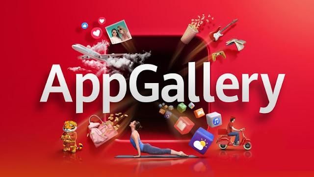 Dossier AppGallery : Le store de Huawei s'étoffe de jours en jours !