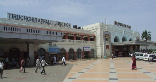 Image result for trichy railway division