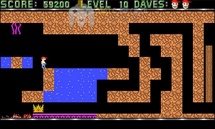 تحميل لعبة Dangerous Dave برابط مباشر