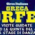 Siracusa: visite guidate e stage di danza al Circo Italiano Greca Orfei