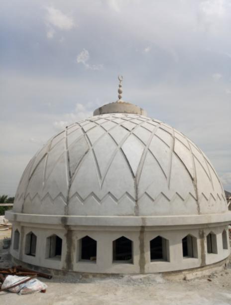 Kubah Masjid GRC