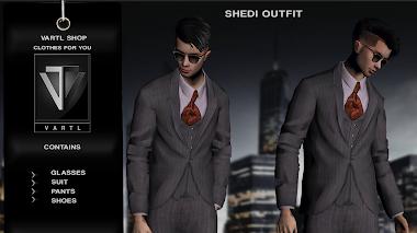 SHEDI OUTFIT -- VARTL SHOP