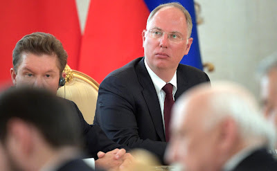 Russian Direct Investment Fund (RDIF) CEO Kirill Dmitriev at the sixth meeting of the High-Level Russian-Turkish Cooperation Council.