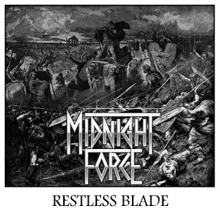 "Το ep των Midnight Force ""Restless Blade"""