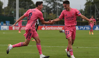 Real Madrid defeat Juventus 3-1 in UEFA Youth League