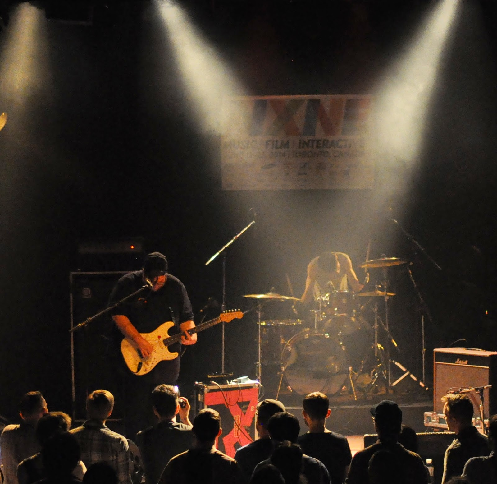 The Mod Club Theatre hosted PS I Love You for NXNE 2014.