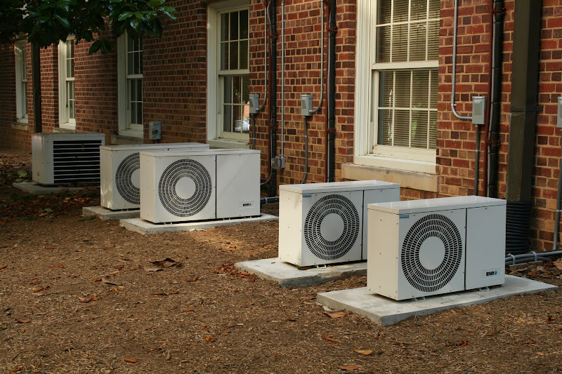 If you think that the fight against heat and the use of environmental cooling systems are relatively modern things
