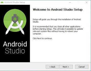Install Android Studio 2.2 Windows 7, 8, 10