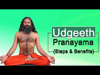 benefits of udgeeth pranayama