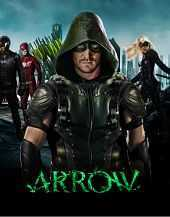 Arrow Temporada 4  Online