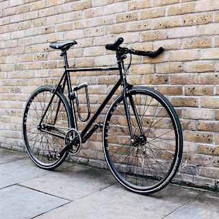 Stolen Bicycle - Brick Lane Bikes Track