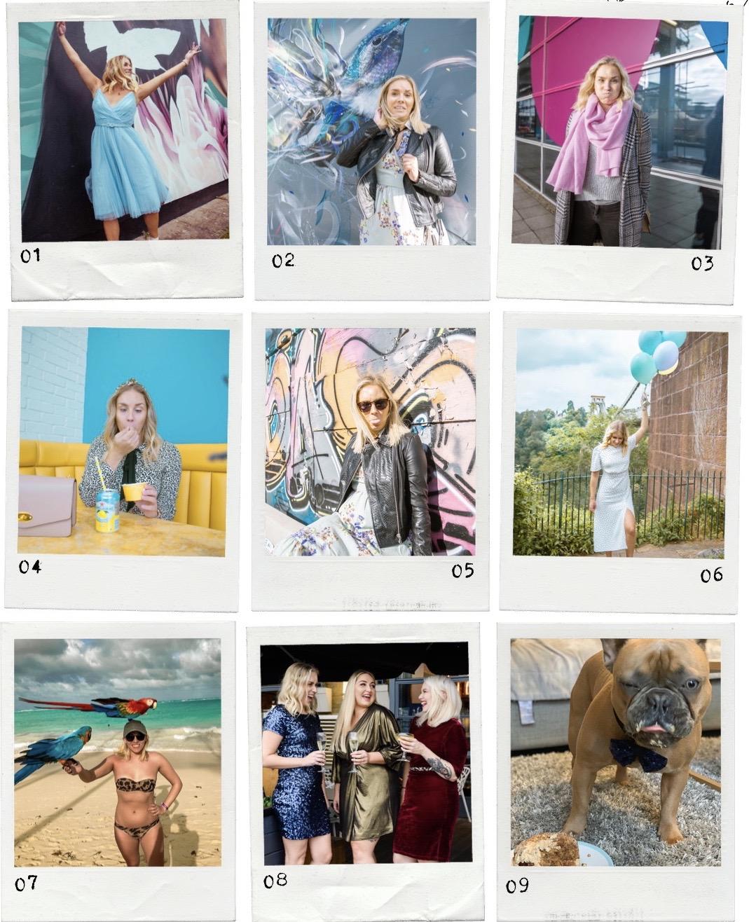 Rachel Emily Top Nine Outtakes of 2019 - Rachel Emily Blog