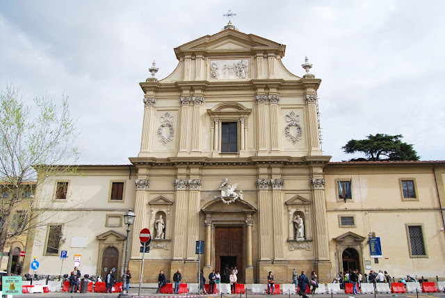 Iglesia San Marco en Florencia