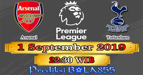 Prediksi Bola855 Arsenal vs Tottenham 1 September 2019