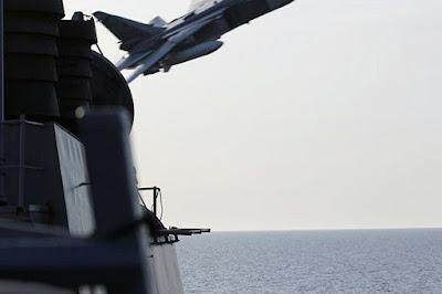 Rusia Tuduh AS Lakukan Intimidasi Setelah Kirim Kapal Perusak ke Laut Baltik