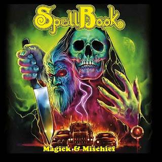 """Ο δίσκος των SpellBook """"Magick & Mischief"""""""