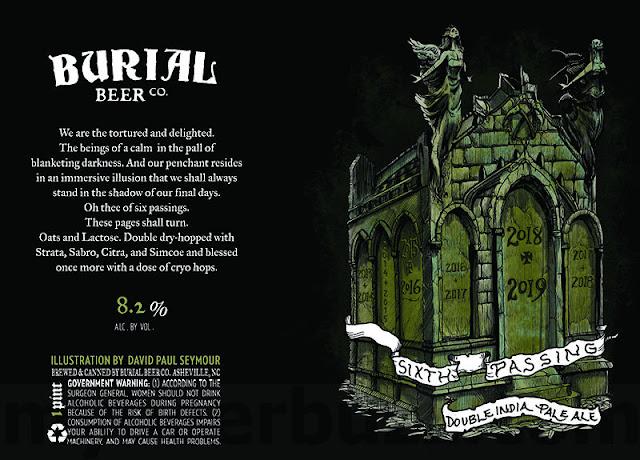 Burial Beer Sixth Passing