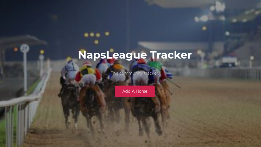 NapsLeague Tracker