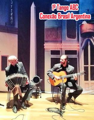 Musicos Gabino Arce e Martin Lima - 1º Tango Abc