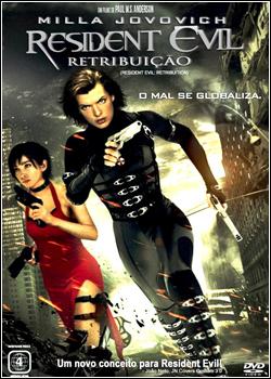 Baixar Resident Evil 5: Retribuição Dublado Grátis