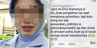 Nyiyiran Istri Di Medsos Akibatkan Aggota TNI Dihukum