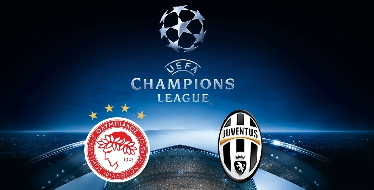 Olympiacos-JUVENTUS Streaming Gratis Online: info YouTube Video Facebook Live-Stream Canale 5