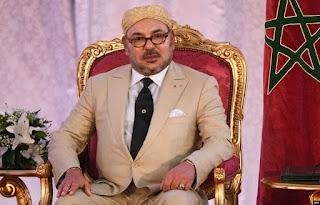جلالة الملك محمد السادس يستقبل سعيد أمزازي و عثمان الفردوس