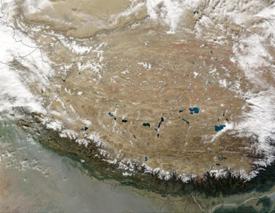 Secular geologists saw river piracy happen once, but observations of the Tibetan Plateau refute the latest model and support creation science Flood geology.