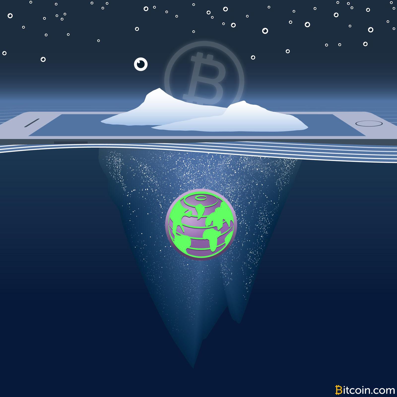 bitcoin slave trade
