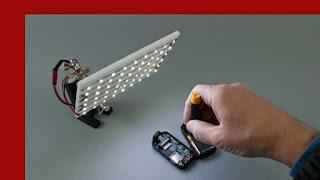 Bagaimana Cara Membuat Lampu Meja Belajar dan Meja Kerja ...