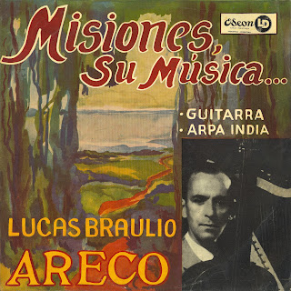 Lucas Braulio Areco - Misiones, su música